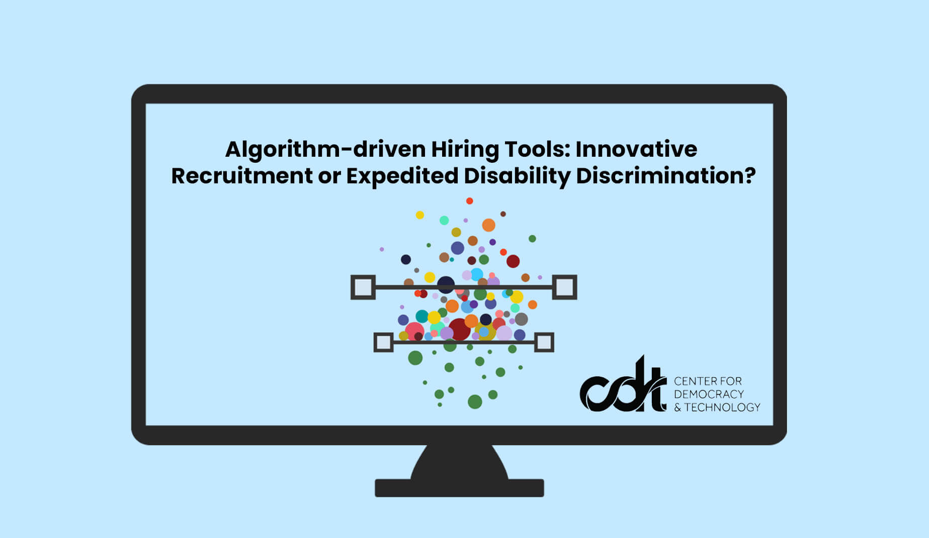 Hiring Tools: Innovative or Disability Discrimination?