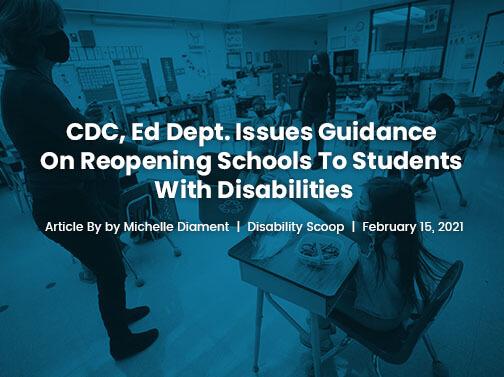 CDC Ed Dept. Guide