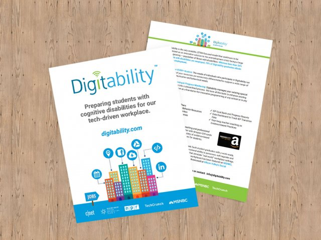 Free Digitability Product Packet