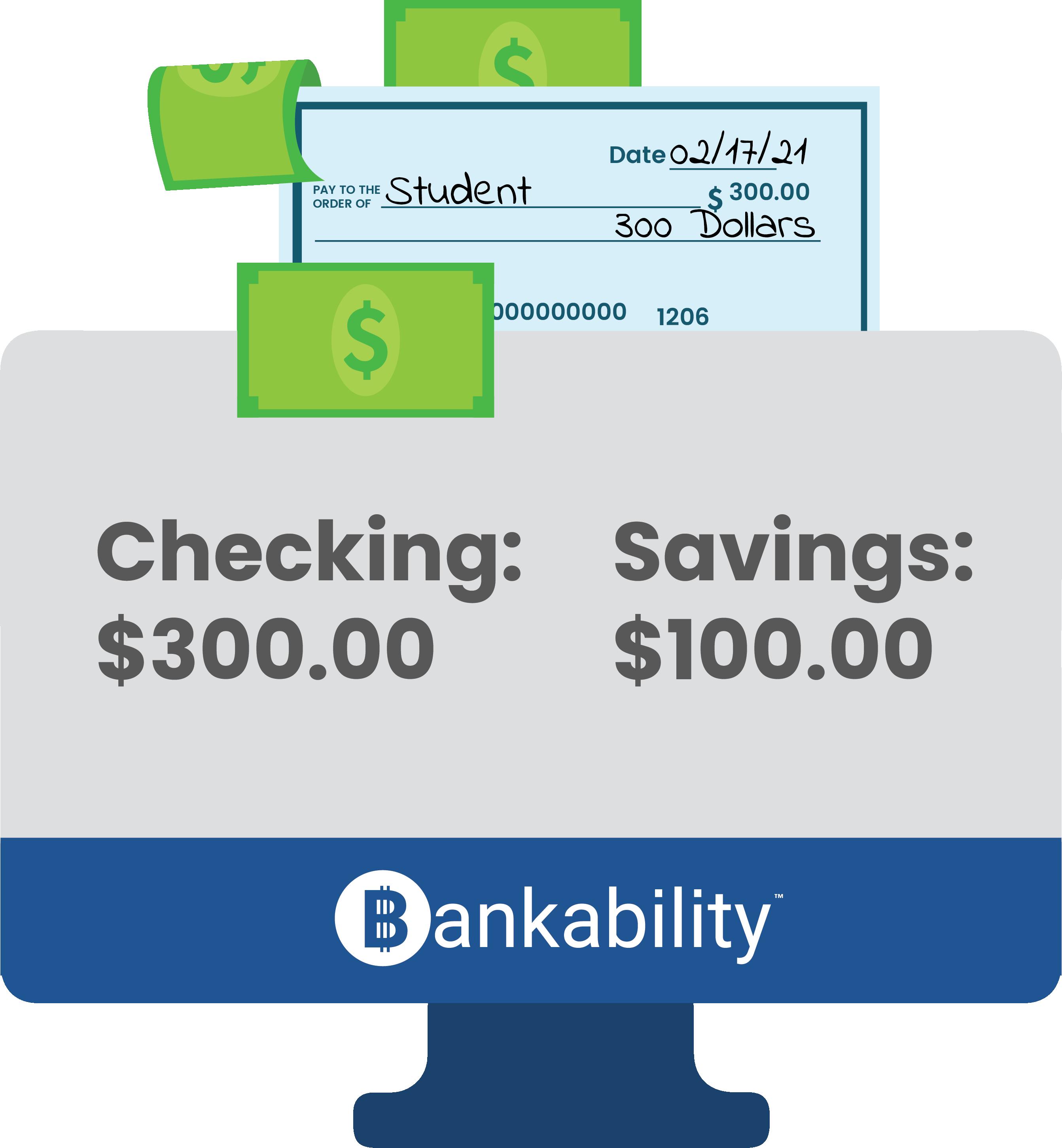 No More Balancing Checkbook- Online Banking