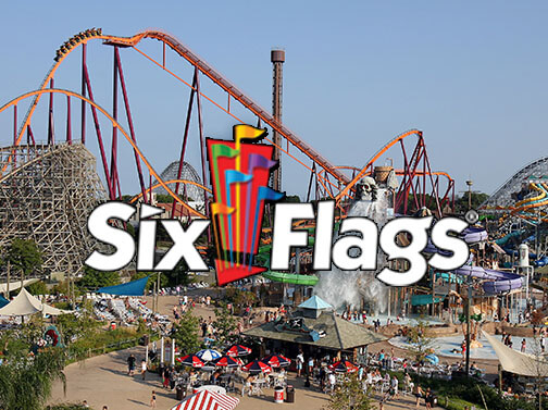 Six Flags video image