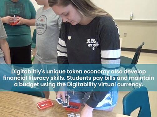classroom social economy video image