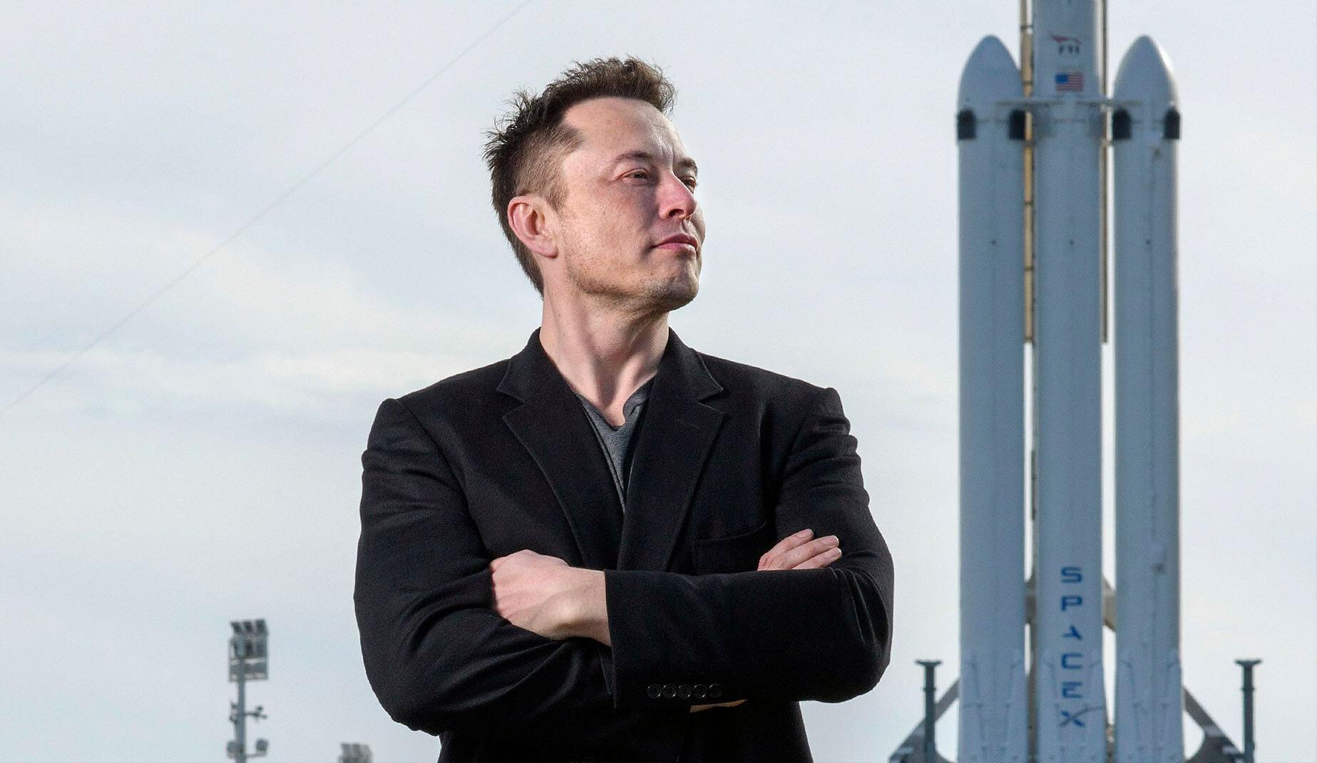 Elon Musk Says  He Has Asperger's