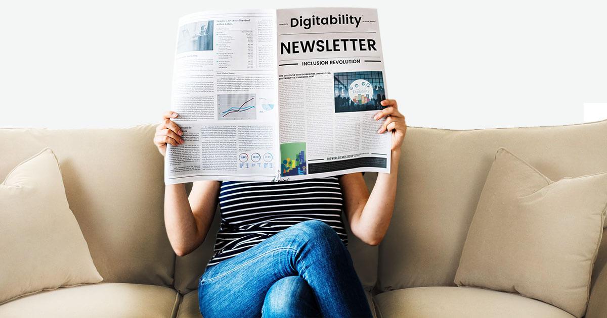newsletter promo long