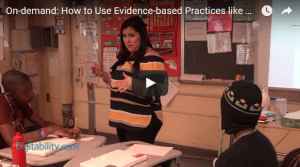on-demand-evidence-based-practices-differention
