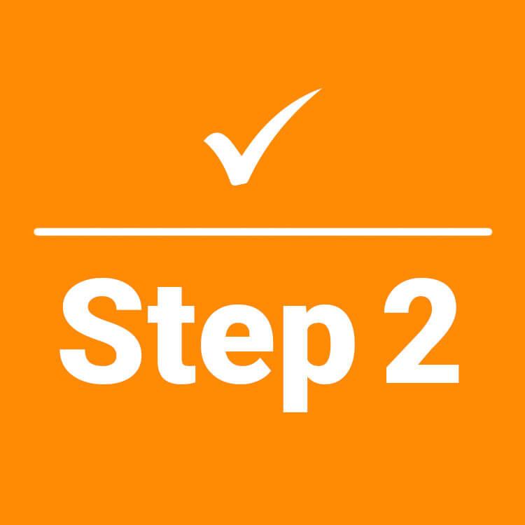 step 2 check