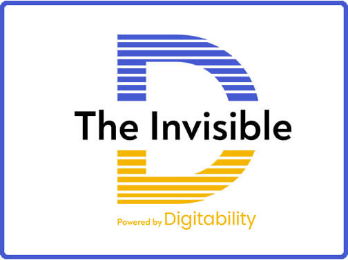 the invisble d video images