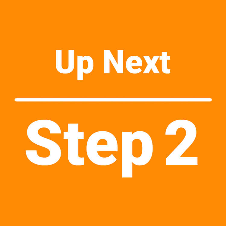 up next step 2