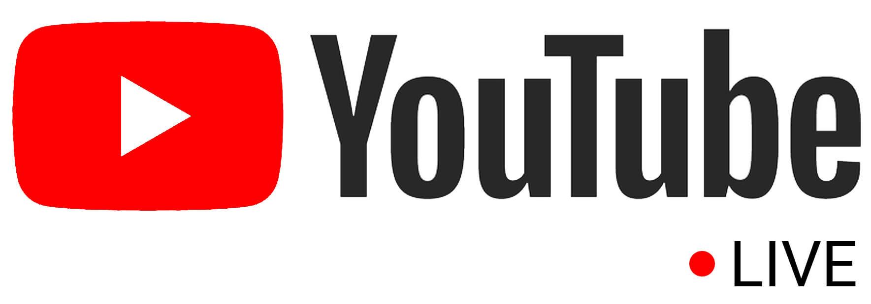 youtube logo no border